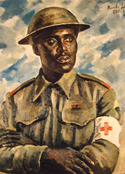 A true South African hero – Cpl. Lucas Majozi DCM