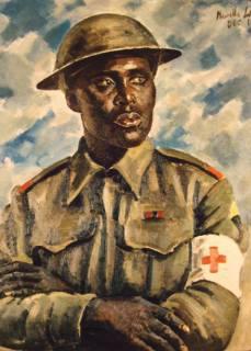 A true South African hero – Cpl. Lucas Majozi DCM