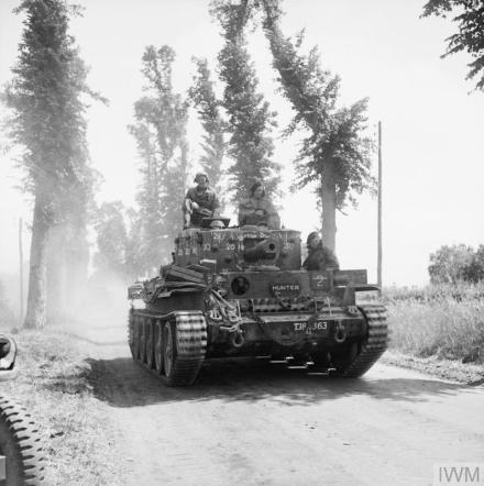 RM tanks