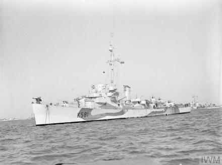 HMS Holmes