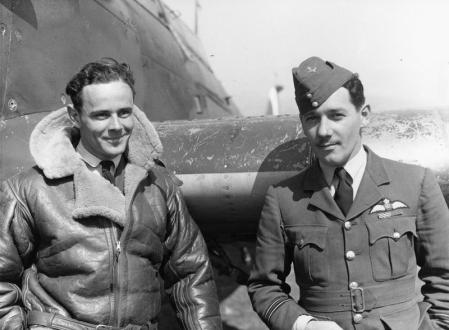 Squadron_Leader_Pattle_of_33_Squadron_RAF_Greece_IWM_ME(RAF)_1260