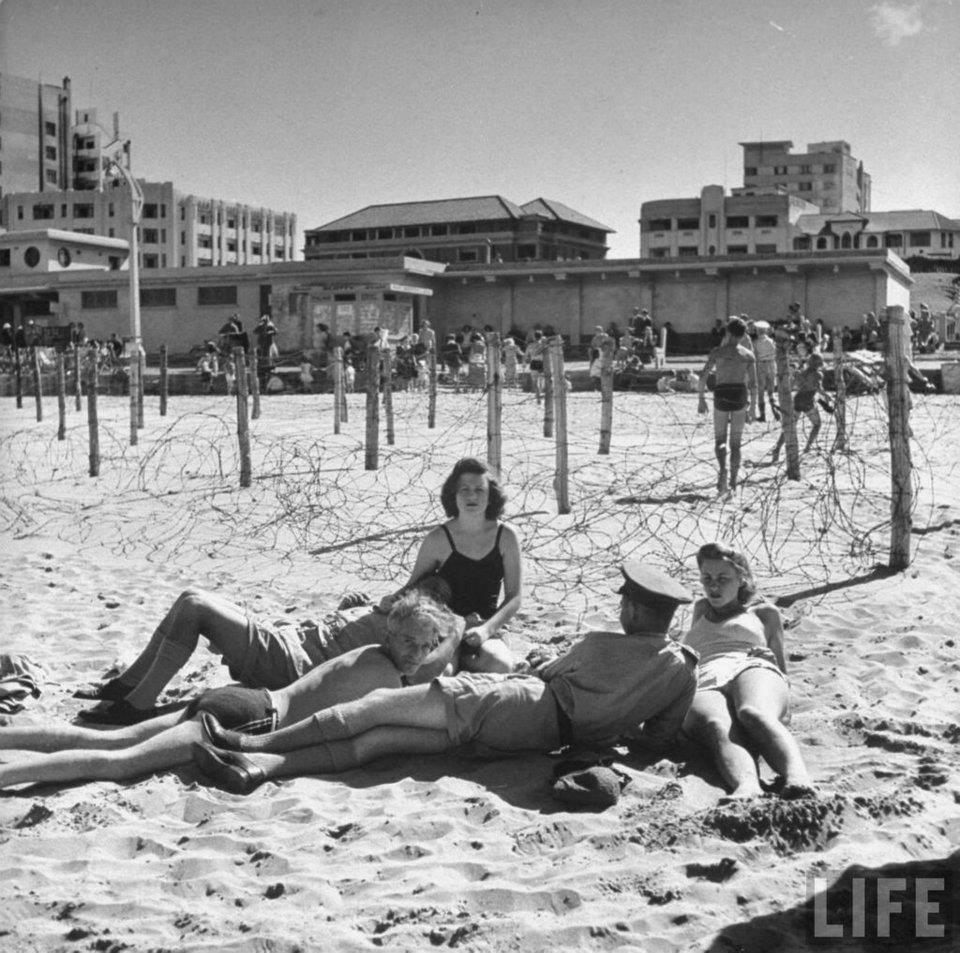 Wartime Beach Defences And Legendary Hospitality