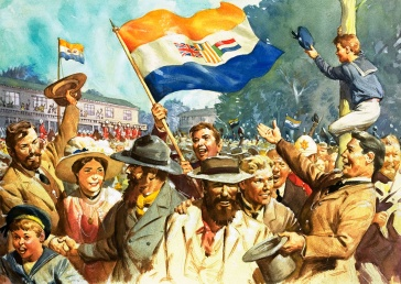Birth of the Union of South Africa
