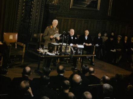 Image result for jan smuts in london 1942