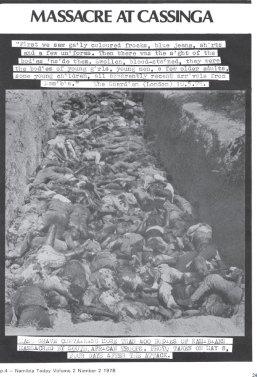 cassinga poster
