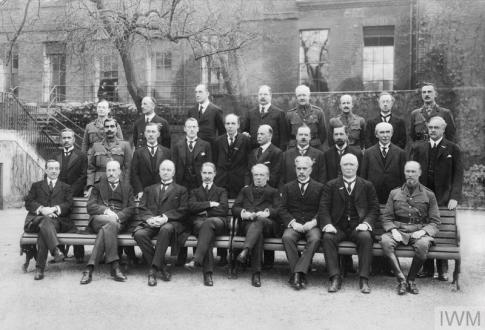 Imp Cabinet WW1