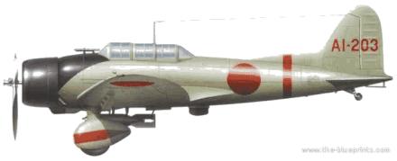 aichi-d3a1-mod-22-val