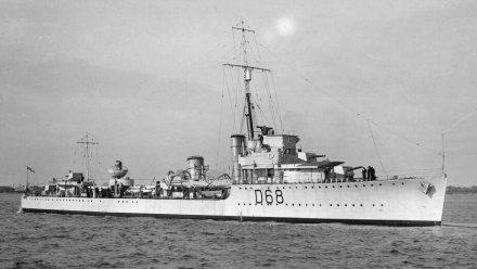 HMAS_Vampire_Allan-Green