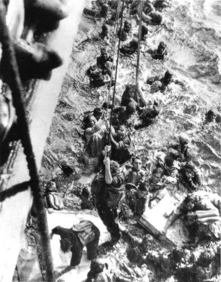 Bismarck survivors