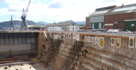 Simonstown Dry Docks