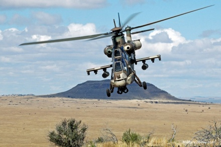 Denel AH-2 Rooivalk Attack Helicopter2