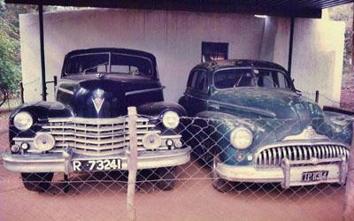 Jan Smuts Cars