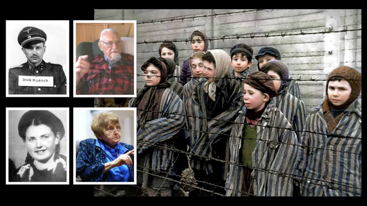 When Holocaust survivors speak, we ought to listen!