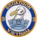 9 SQN Vietnam Patch